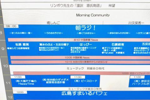2月9日FMちゅーピー出演します。
