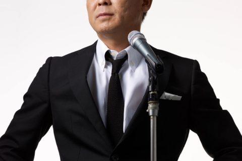 岸本雄二役、横山雄二さんご紹介。