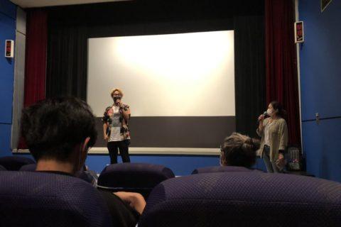 桜坂劇場、初日ありがとうございました!
