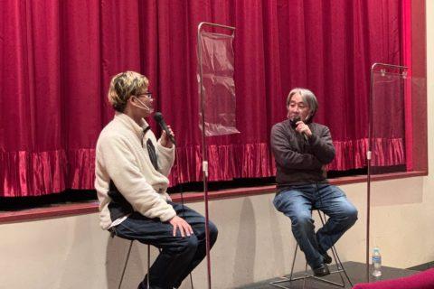 12/24ゲストは本田孝義監督でした!12/25最終日のゲストは廣田正興監督です!