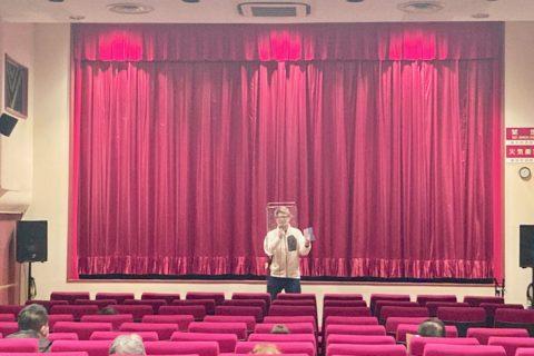 12/22火ジャックアンドベティ舞台挨拶ありがとうございました!23水はゲストに吉野竜平監督!